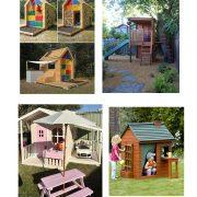 ландшафтное проектирование - детская площадка