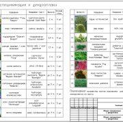 Проектирование ландшафтного дизайна: растения